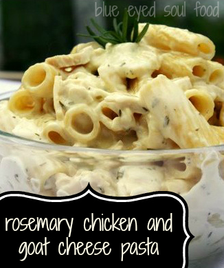 Creamy, cheesy hearty chicken & pasta dish that your entire family will love!