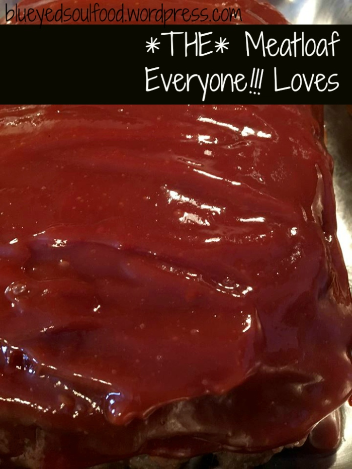 This is the easiest, most delish meatloaf you & your family will love! Simple ingredients & Simple to make!